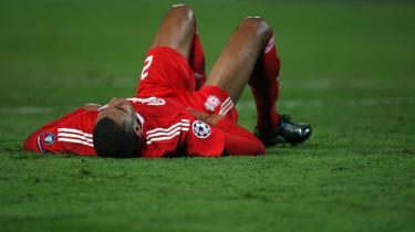 Liverpools David Ngog sørgede for slutcifrene 0-1 på udebane mod ungarske Debreceni VSC, alligevel er Liverpool ude af Champions League.