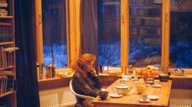Forfatteren Julia Latynina og hendes familie er blandt dem, der risikerer at blive smidt ud af deres huse i Peredelkino.