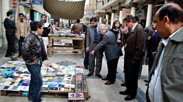Vi var ni kunstnere, der tog til Irak som den første vestlige kulturdelegation i seks år. Derfor blev vi modtaget som konger - og blev godt passet på