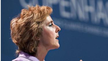 Klimaminister Connie Hedegaard har stået i spidsen for COP15 siden åbningen den 7. december i Bella Center.