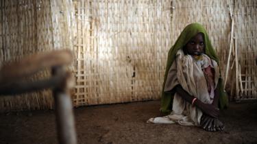 I Etiopien har tørke fået høsten til at slå fejl og sulten til at brede sig. Danmark har sendt 50 mio. kr. afsted for at hjælpe - men samtidig har vi brugt 400 mio. på cykelstier. Hvor er proportionerne, spørger dagens kronikør.