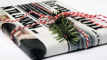 Informations anmeldere giver hver især deres bud på årets bedste bogjulegave