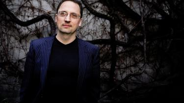 'Der er jo ikke noget ved at lave nye programtyper, hvis ambitionen ikke også er at nå bredt ud, siger Morten Hesseldahl, ny direktør for DR Kultur.