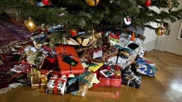 Er der hårde pakker under træet, er der stor sandsynlighed for, at det Jette Kaarsbøls 'Din næste hus', der gemmer sig bag papiret.
