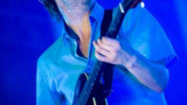 Britiske Radiohead dannede skole med deres søgende, elektronisk inspirerede rock.