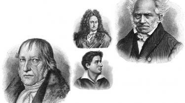 Om man er til heroiske Sartre eller sjælefredsforskeren Schopenhauer siger meget om ens personlighed, mener Peter Sloterdijk, der har skrevet en række portrætter af 19 store tænkere