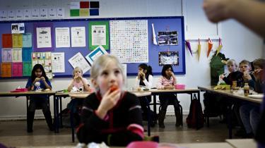 Elevplaner og undervisningsdifferentiering har   i årevis gjort det enkelte barn til solen i folkeskolens univers, siger forsker Christina Lüthi.