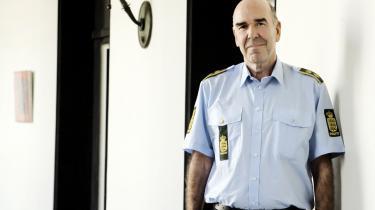 'Hvis vi havde fundet bilerne før, havde vi haft en udvidet sigtelse,' siger chefpolitiinspektør Per Larsen fra Københavns Politi.