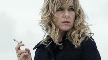 Paprika Steen i filmen 'Applaus'.