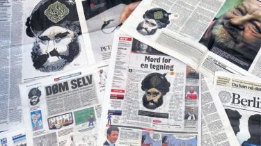 Ingen danske aviser har oven på angrebet på Kurt Westergaard genoptrykt Muhammed-tegningerne. Det har man til gengæld i Norge. Spørgsmålet er, hvilket land der i den sammenhæng gør mest for henholdsvis den globale terrorisme og den frie ytring