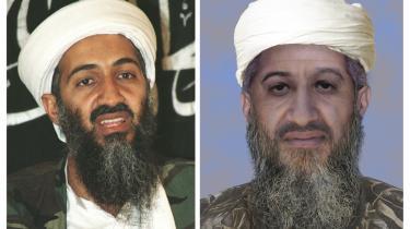 Al-Qaeda er overalt, men populariteten er dalende, siger professor Ahmad Moussali om Osama Bin Ladens netværk. Her er lederen i 1998, og som amerikanerne mener, at han ser ud i dag.
