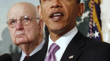 Præsident Barack Obama fremlagde i sidste uge et forslag til en ny lov om strammere regulering af den amerikanske finanssektor.