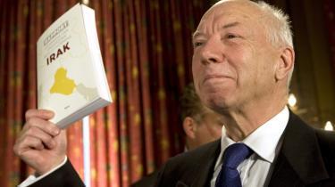 Den hollandske opklaringskommission om Irak-krigen, der havde tidligere højesteretspræsident Willibrord Davids som formand, præsenterede for to uger siden en rapport, der var overraskende kritisk over for den hollandske regering.
