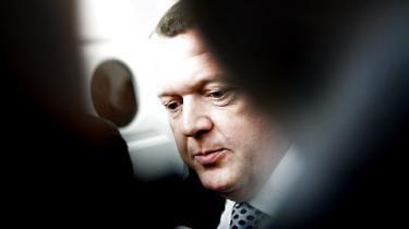 Statsminister Lars Løkke Rasmussen (V) tager afstand fra DF'eren Jesper Langballes seneste udtalelser om islam, som ifølge Løkke oppisker til had