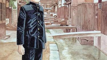 Fantastisk japansk manga for voksne om at vende tilbage til barndommens tabte land
