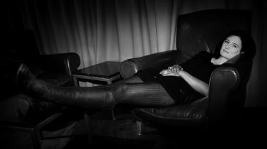 Filminstruktør Pernille Fischer Christensen, som har lavet ny film, 'En familie', der er blevet udtaget til hovedkonkurrencen på filmfestivalen i Berlin. Den handler om en kræftsyg mand, Jesper Christensen, der til rollen bl.a. fysisk tabte sig omkring 12 kg under optagelserne.