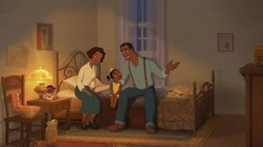 Med 'Prinsessen og Frøen' vender Disney med fynd og klem tilbage til den håndtegnede animation, der engang gjorde enhver ny film fra selskabet til en begivenhed af de særlige