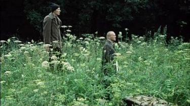 I den dystre og desillusionerede science fiction-film 'Vandringsmanden' formåede Andrej Tarkovskij at skabe et unikt stemningsmættet univers
