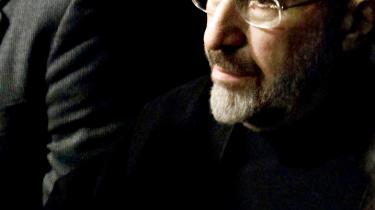 Dialog. Modtageren af Aarhus Universitets 'Global Dialogue Prize', skulle oprindelig have delt den med Irans tidligere præsident Khatami (foto). Sagen har kastet et interessant lys over, hvilket forhold 'dialog' har til sækularisme.