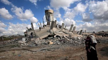 Gaza-krigen efterlod den palæstinensiske enklave i ruiner, men Israel kom på grund af en offensiv flermedial pr-offensiv relativt nådigt igennem krigen i offentligheden, selvom den krævede masser af civile ofre. Det har det britiske militær nu luret.