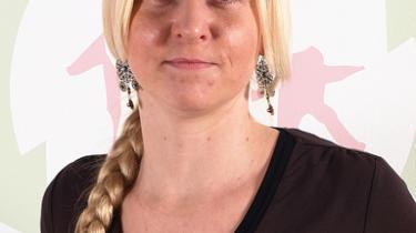 Anna Rytter tiltrak sig for et   års tid siden opmærksomhed ved at demonstrere mod   krigen i Gaza side om side med Hamas-tilhængere. Nu vil hun iFolketinget for Enhedslisten