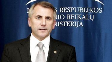 Det bliver den tidligere litauiske udenrigsminister, Vygaudas Usackas, der i januar måtte træde tilbage i forbindelse med undersøgelser af potentielle CIA-fængsler i Litauen, som fremover skal stå i spidsen for EU's indsats i Afghanistan