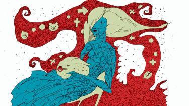 Tingene bliver til tegn i ny smuk roman af Marina Cecilie Roné om en kvinde, der går tilbage - og frem
