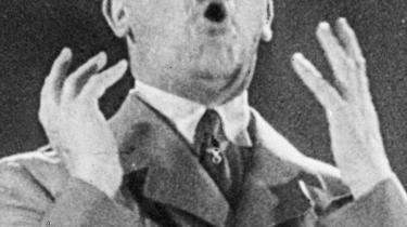 Søren Gosvig Olesen regner det for stærkt usandsynligt, at et råbehoved som Adolf Hitler igen vil kunne komme til magten i vores del af verden, men alligevel er der ifølge filosoffen god grund til bekymring på demokratiets vegne.