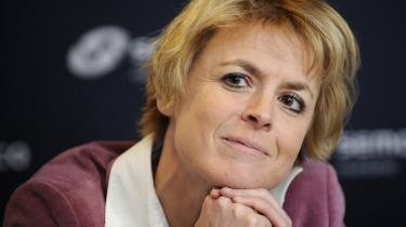 Måske vil den nye ligestillingsminister, Lykke Friis, være mere entusiatisk end de to forgængere.