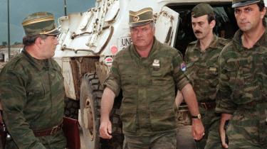 Ratko Mladíc, tidligere chef for hærstyrkerne, kan være nøglen til at forklare Serbiens rolle efter Balkan-krigen, men han er ifølge den serbiske offentlighed forsvundet.