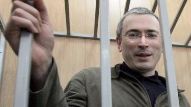 Den fængslede russiske oligark Mikhail Khodorkovskij har anlagt en sag mod den russiske stat ved Menneskerettighedsdomstolen i Strasbourg, som de færreste tror, han har en chance for at vinde.