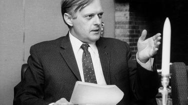 Ib Christensen fylder 80 år i dag