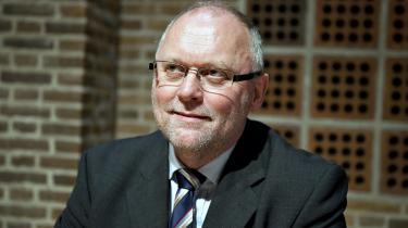 Aalborgs socialdemokratiske borgmester Henning G. Jensen fylder 60 år i dag