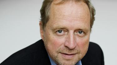 Steffen Gram fylder 60 år, selv om det kan synes svært at tro.