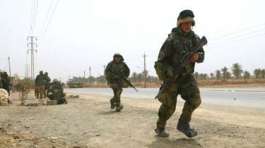 Forhåbningerne om, at amerikanske tropper efterlader sig et stabilt, sikkert og demokratisk Irak, når de trækker sig tilbage, er urealistiske