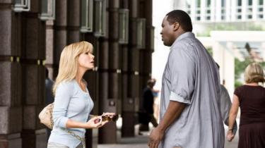 John Lee Hancocks 'The Blind Side' er en hypersentimental film, men Sandra Bullock leverer en af sine bedste præstationer nogensinde