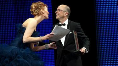 Årets Reumert blev uddelt i går aftes - til bevingede og blodige teatre fra hele landet