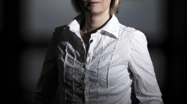 Digtning. Hanne-Vibeke Holst mener, at hun hverken besidder det lyriske temperament eller det lyriske talent, der fordres af en poet.