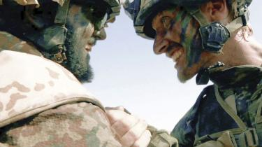 Dokumentarfilmen Armadillo om danske soldater i Afghanistan af instruktøren Janus Metz vinder kritikerpris i Cannes