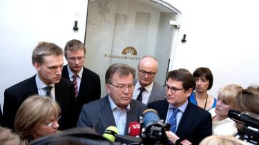 Regeringen og Dansk Folkepartis spareudspil er den hidtil største udfordring af den danske fagbevægelse og dermed den opposition, som har allieret sig med fagbevægelsen