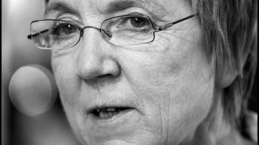 'Claus Hjort Frederiksen taler mod bedre vidende,' siger Marianne Jelved.