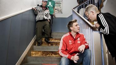 Bendtner. Et par uger inden fodboldlandsholdet satte kursen mod Sydafrika og VM, besøgte Nicklas Bendtner sin gamle folkeskole, Korsvejens Skole på Amager.