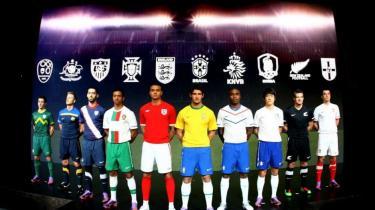 Når de 32 hold går på banen ved dette års VM i fodbold i Sydafrika, er de iført trøjer, der er æstetiseret og gennemtænkt i en grad, man ikke før har set i fodboldhistorien. Manden som modevæsen og sportstøjets lukrative fusion med modeverdenen er blandt årsagerne