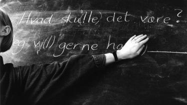 Trods arbejde og familie i Danmark lever en stor gruppe af ikke-vestlige flygtninge og indvandrere uden permanent opholdstilladelse. Få års eller ingen skolegang fra hjemlandet gør, at de aldrig vil lære dansk på det niveau, reglerne kræver. De lever en usikker tilværelse, der ifølge eksperter kan skade både integrationen og deres retssikkerhed