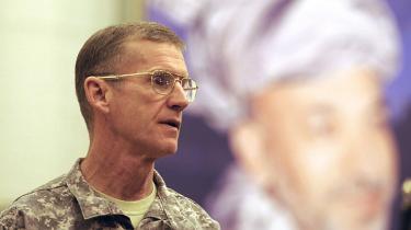 General Stanley McChrystal, der i går trak sig som øverst-befalende i Afghanistan, har et godt forhold til landets leder, Harmid Karzai, og US kan blive skadet af den åbenmundede generals afgang.