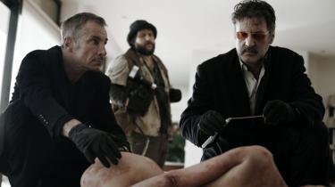 Daniel Auteuil leverer en stærk og nuanceret præstation i den stærke og meget seværdige thriller 'MR73'