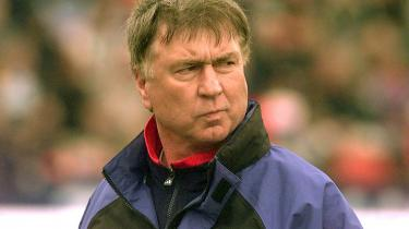 Sepp Piontek. Den tyske fodboldveteran var træner for det danske landshold fra 1979-90 og stod i spidsen for 115 landskampe.
