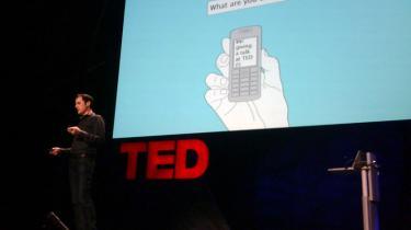 TED er en festival for store ideer og tanker, hvor visionære inden for videnskab, teknologi og underholdning mødes. Men hvordan er et forum for internationale tænkere - hvor Richard Dawkins sidder side om side med folk som Al Gore og Steve Jobs - blevet så ekstremt populært i de sidste år? Forklaring følger...