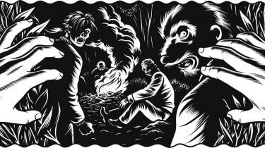 Syndefaldet er uigenkaldeligt i den vellykkede roman 'Sort hul'