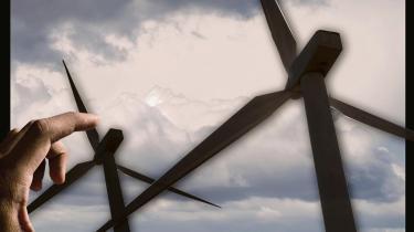Store og høje - hvad betyder det? Møllerne ved Østerild Plantage kommer til at rage lige så højt op i luften som Storebæltsbroens pylonmaster. Men hvordan opfatter man landskabets størrelsesforhold, når man diskuterer mølleplacering?